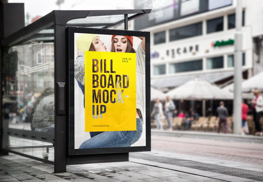 Bus-Stop-Billboard-MockUp