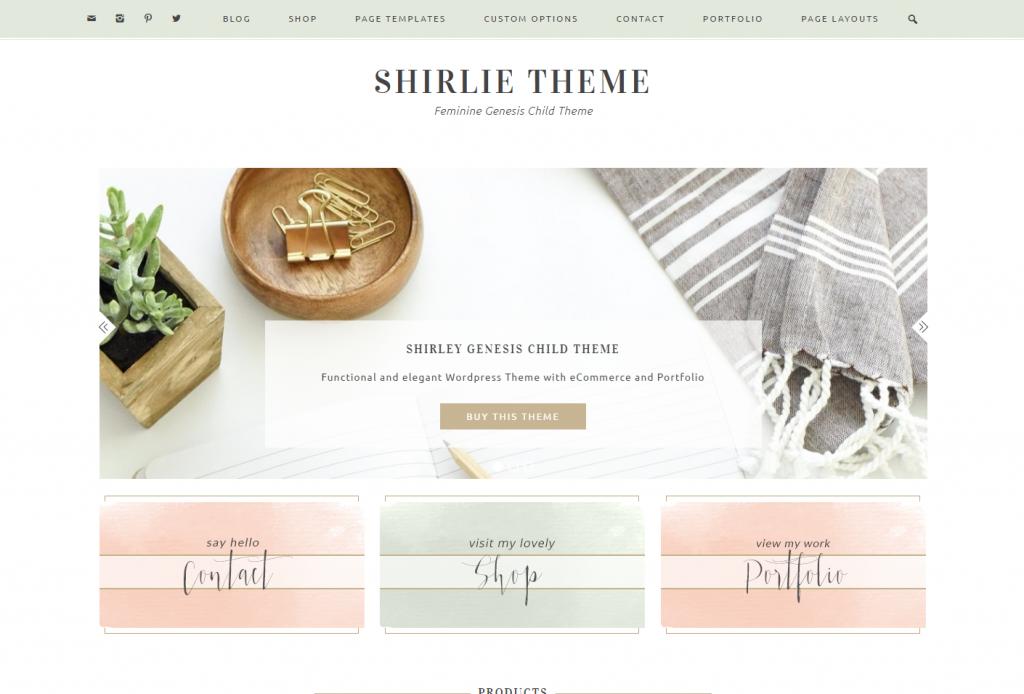 shirley-ecommerce-and-portfolio-wordpress-genesis-child-theme-lovely-confetti-themes-o