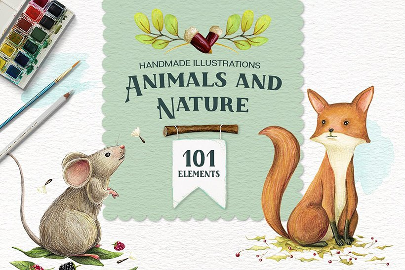 animals-and-nature-design-kit-flowers-floral-wreaths-invitations-patterns-(1)-